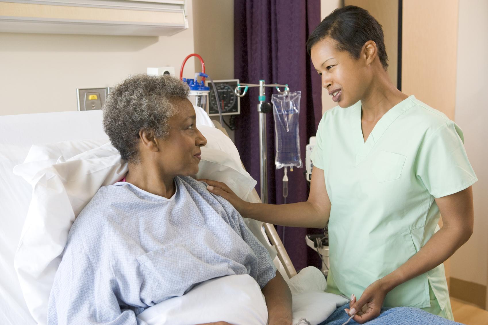 Long Term Care (LTC) at Park Manor of Southbelt nursing home. Providing 24 hour healthcare.